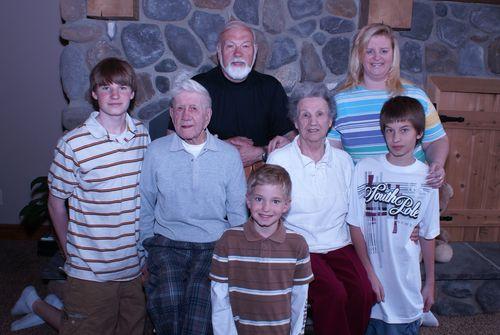 Chris' Family