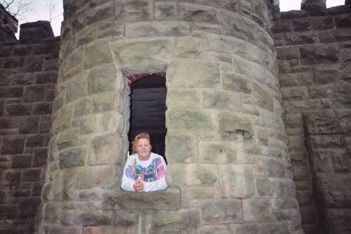 Queen of the Castle?