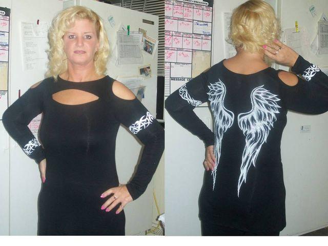 Angel wings oct 2009